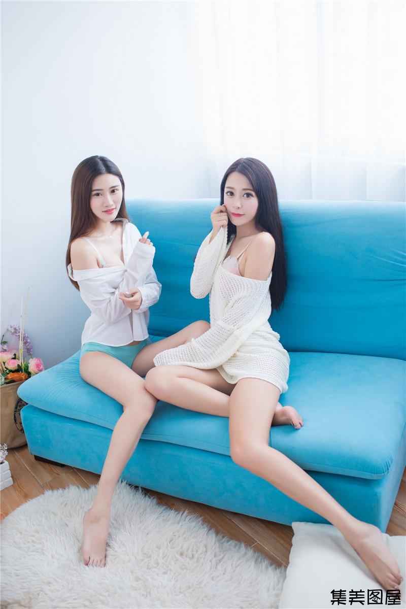 小a美女美女格格污巫丝袜花沙发美女写真照姐妹内腿长私房图片