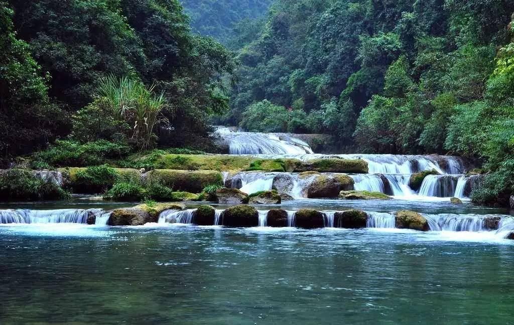 28-5.1穿越贵州漏斗森林,探秘九洞天,行摄小七孔图片