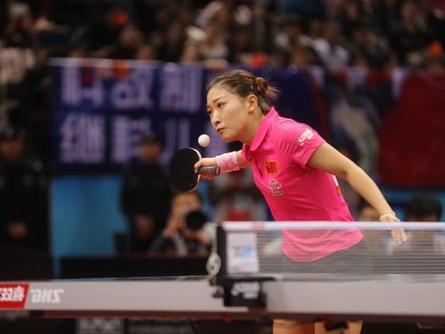 桌球亞錦賽中日爭霸 日本叫陣中國拚奪金