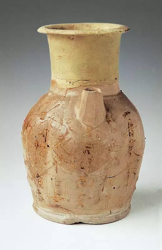 唐代釉下彩之源︱长沙窑陶瓷艺术