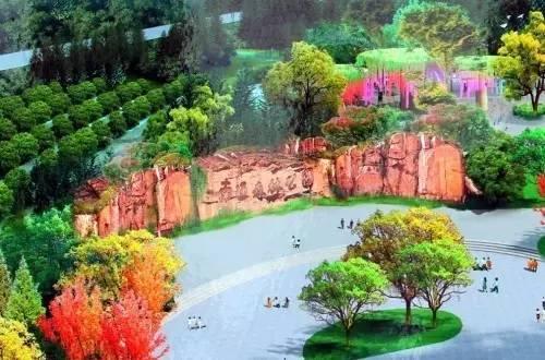【约吗】南通森林野生动物园来啦!将有熊猫,金丝猴等百种万只动物!图片