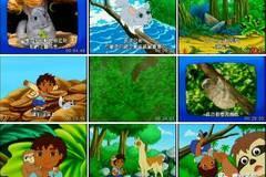 树侠汤姆动画片 Tree Fu Tom   在探险旅程中,小朋友不仅可以认识许
