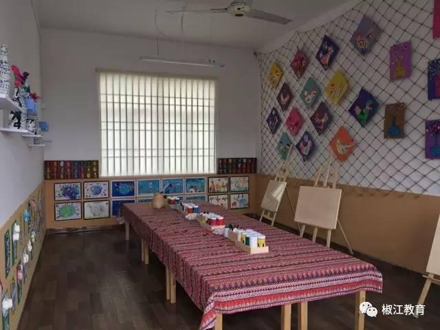 农村风味的幼儿园整体环境,并结合本班幼儿孩子年龄特点,创设了海洋风图片