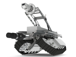SINGA800爬行机器人