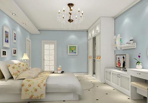 韩式卧室装修设计 打造最炫韩国风卧室图片
