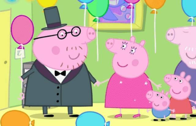 小猪佩奇 你真的看懂了吗 90 的父母看完都会惭愧