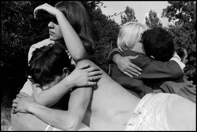 马格南摄影师 Leonard Freed