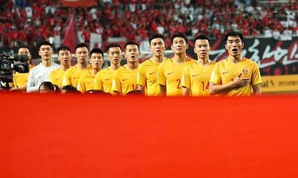 中国队虽无缘俄罗斯世界杯 但是能战胜韩国打进三球 也值了!