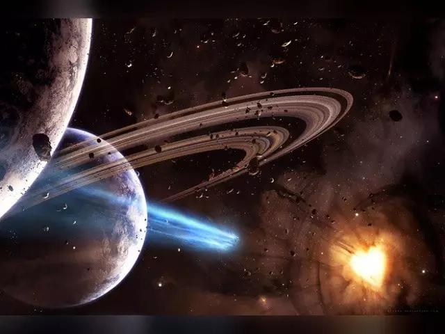 据说,近期将有一颗深情的小行星与地球擦肩而过!