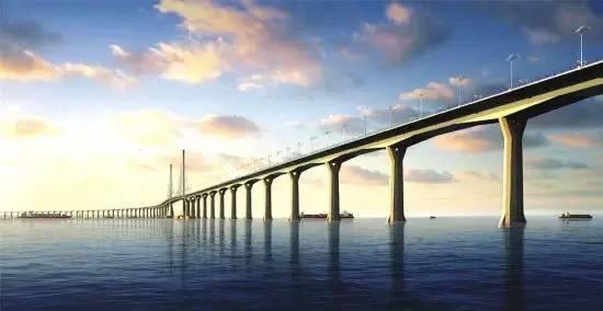 热议 什么鬼 有人说珠港澳大桥以后很可能成为一座空桥