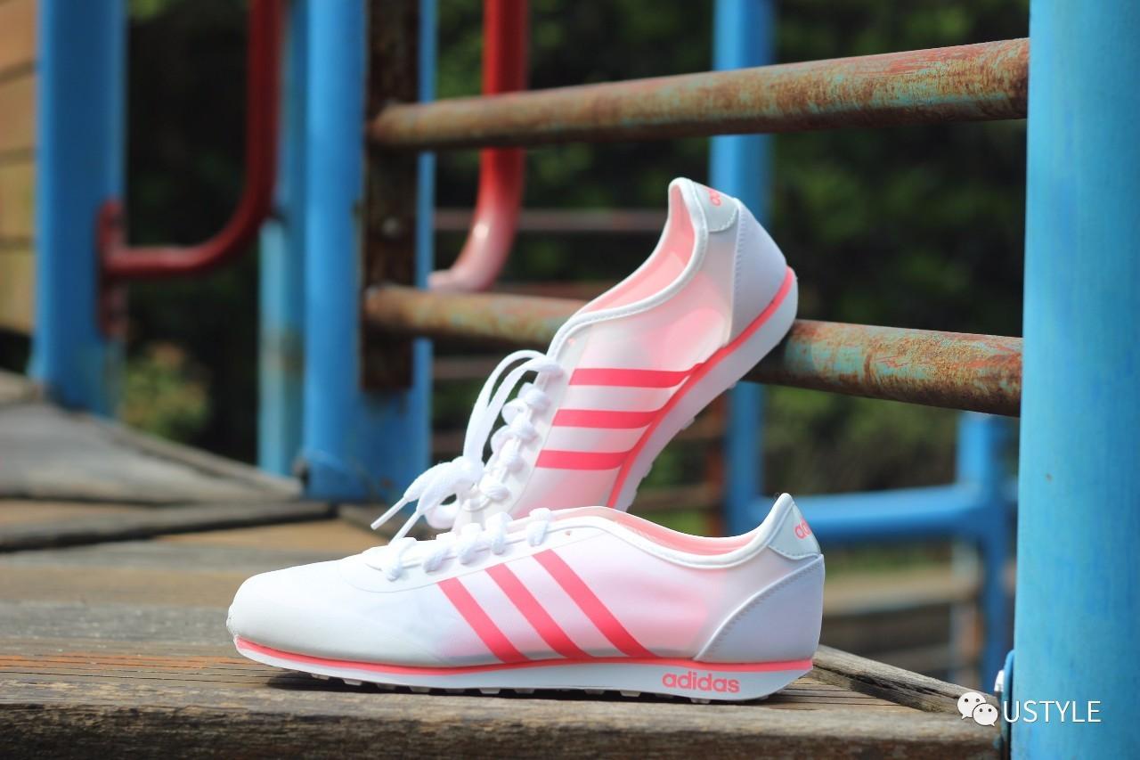 adidas neo 拼接系列休闲鞋 rmb569