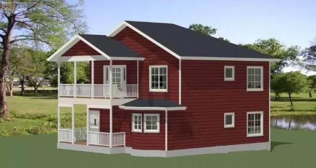 轻钢别墅VS传统建筑