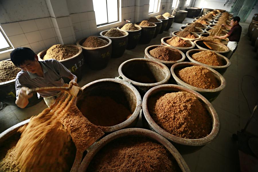 宝丰翟集醋酿造始于汉朝,曾助冯异将军大破匈奴