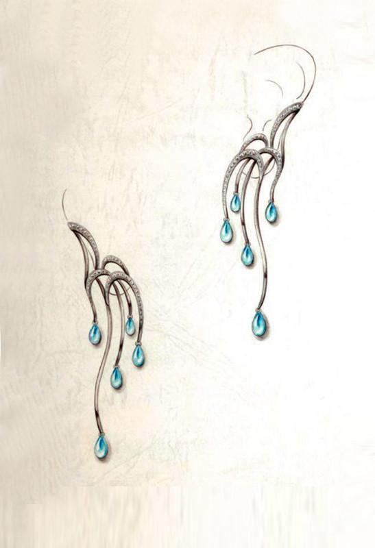 设计,不一般的素描彩铅手绘 搜狐艺术 搜狐网图片