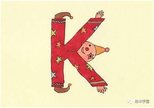 手绘 字母画 ,让孩子爱上英文的第一步