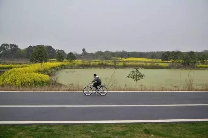 成都东南西北门踏春地图出炉,放风筝 野餐 骑车春天就该这么耍高清图片