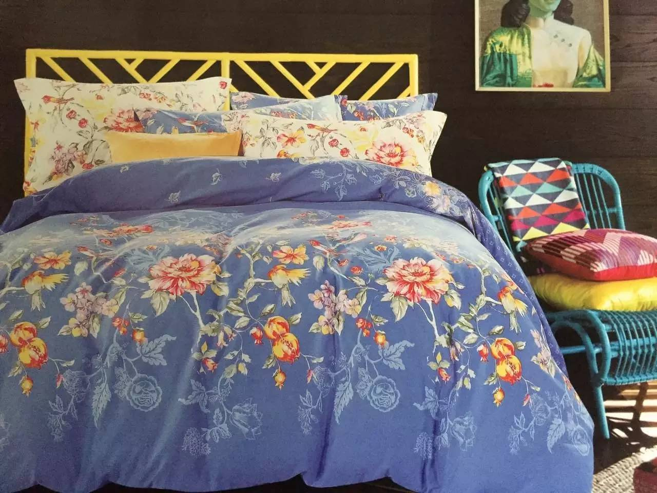 婚庆季 结婚必备一套好床品图片