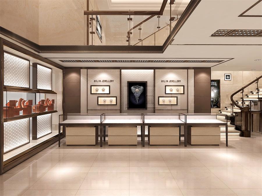 珠宝店设计需要注意的三大要素图片