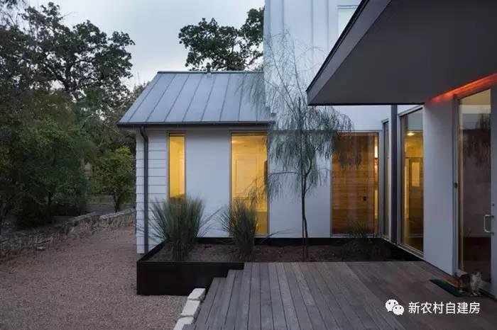 想在农村建套一层小平房,这种风格的你喜欢吗