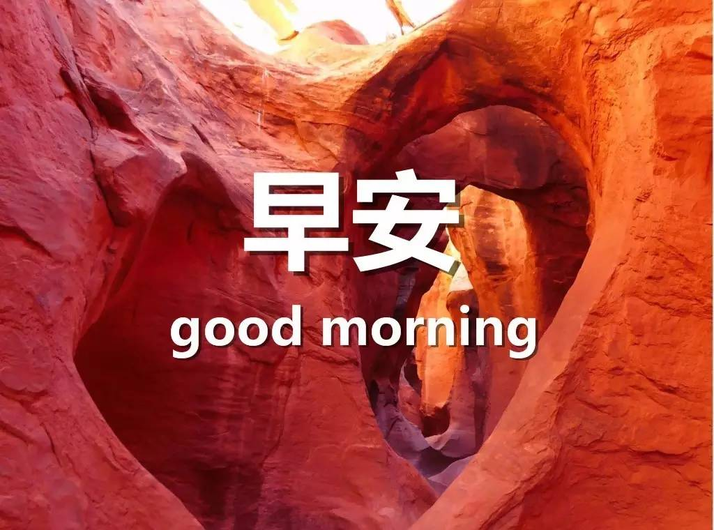 早上好的群发早安祝福语