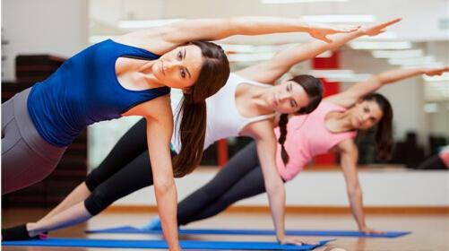 减肥塑形的运动图片