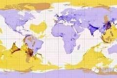 这18张地图能改变你对世界的看法