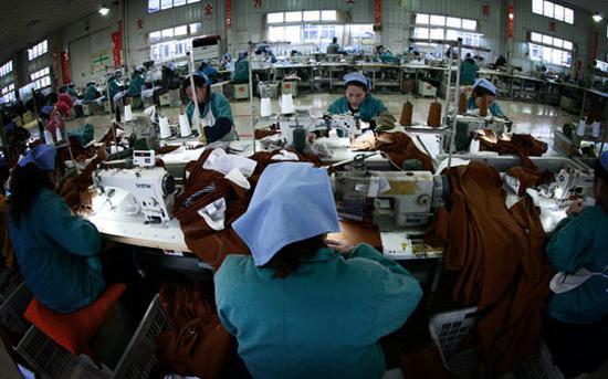 外媒头条:上海最低工资已超部分东欧国家