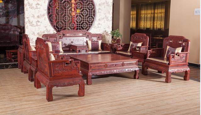 红木沙发哪些款式深受大众喜爱,且性价比又高呢?