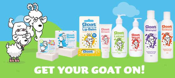 Goat Soap 天然羊奶皂
