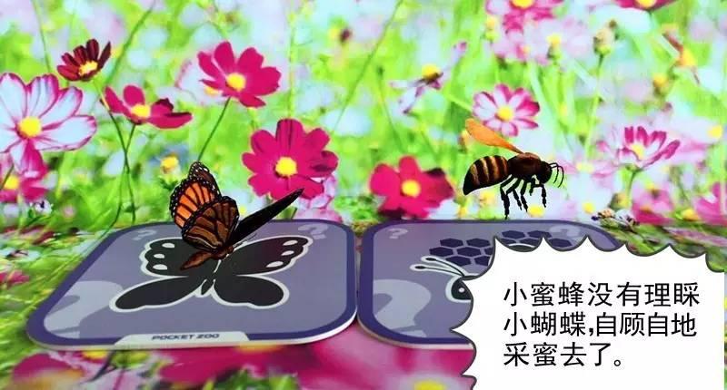 小熊尼奥枕边故事——不贪玩的小蜜蜂图片