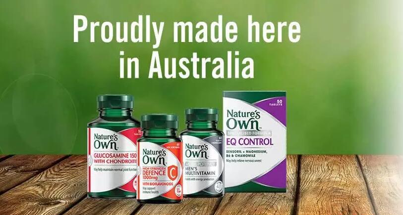 澳洲购物清单Nature's Own