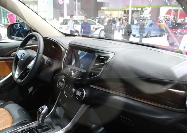比亚迪新能源汽车宋DM EV300于4.17正式上市高清图片