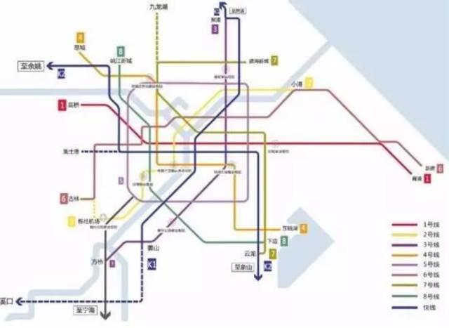 线路-未来3年,宁波交通全面爆发 四通八达指日可待