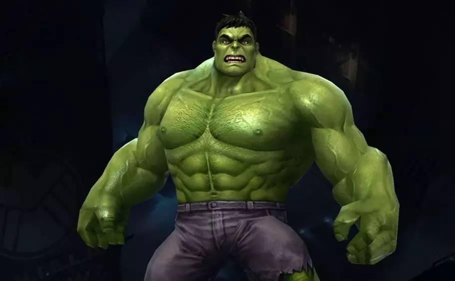 绿巨人浩克图片 纵览新闻