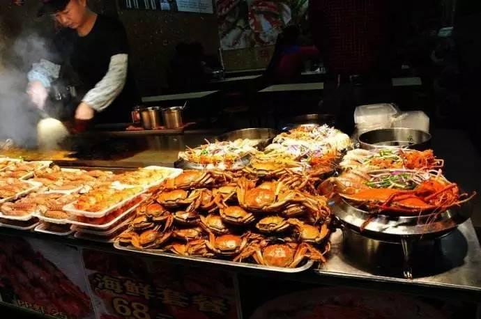 西安美食街旅游攻略