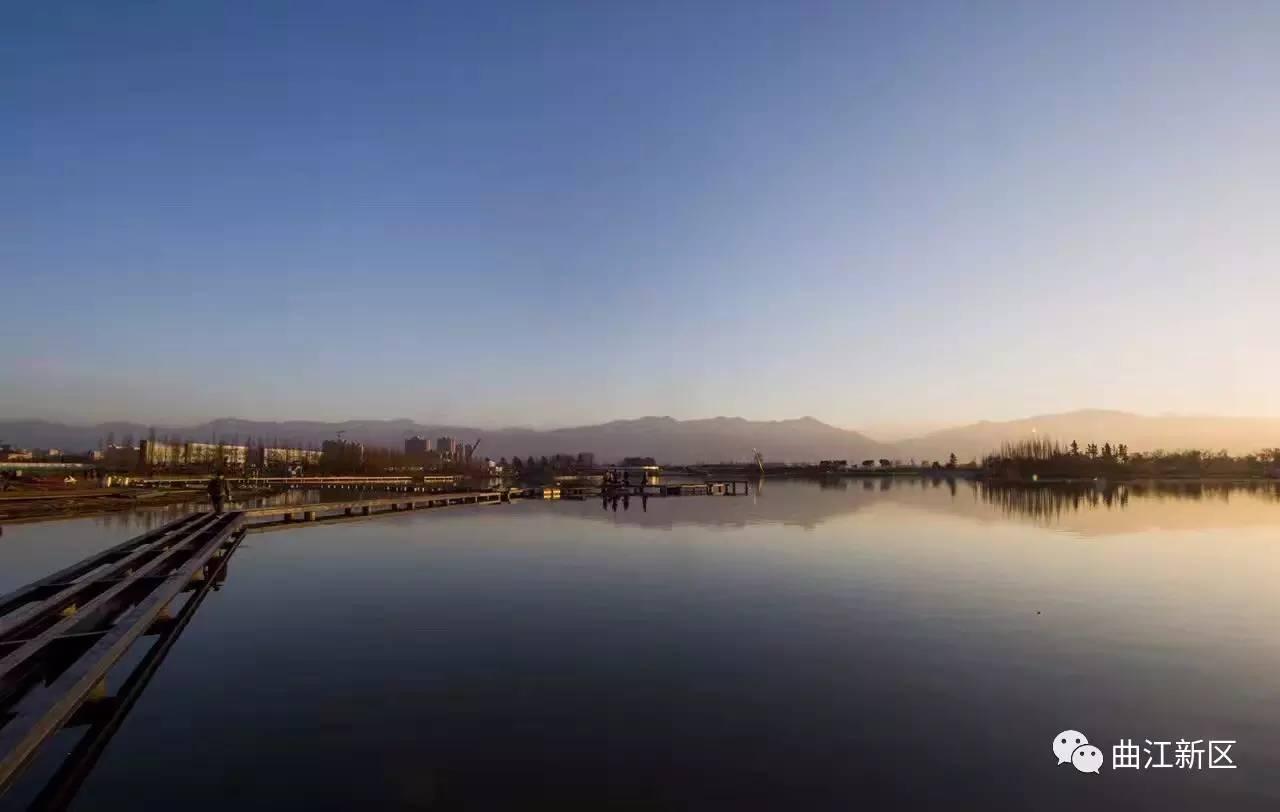 ��陂湖最新进展!生态美景不仅引来白鹭,这些大企业也来了!
