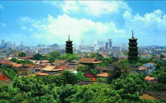 全国首批历史文化名城之一