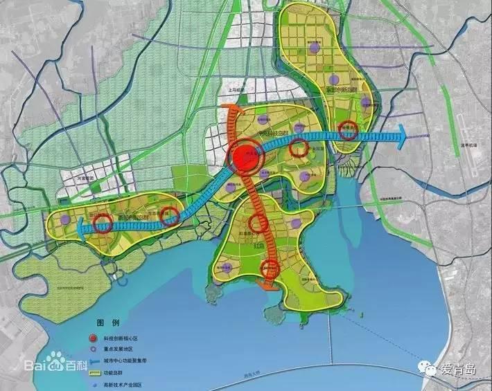 职中产业高新技术国家开发区(读读青岛高新区,也称红岛经济区)好高中还是好简称青岛图片