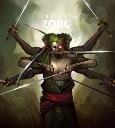 海贼王多刀流剑客大盘点!不只索隆一个人!