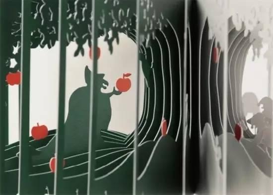 美立体绘本 让童话 触手可及