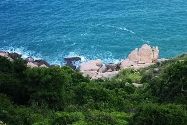 """离台湾马祖岛仅8公里,充满""""垦丁式""""的浪漫,美得让人心驰神往图片"""