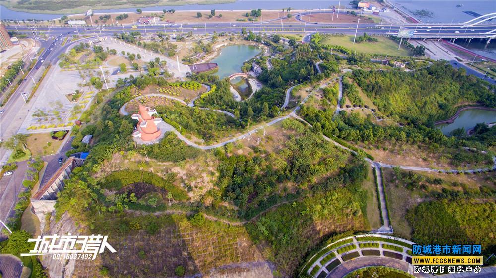 攀岩公园平面图