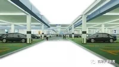 石河子市将建地点地下停车场,海报在…v地点汤达人两个设计欣赏图片