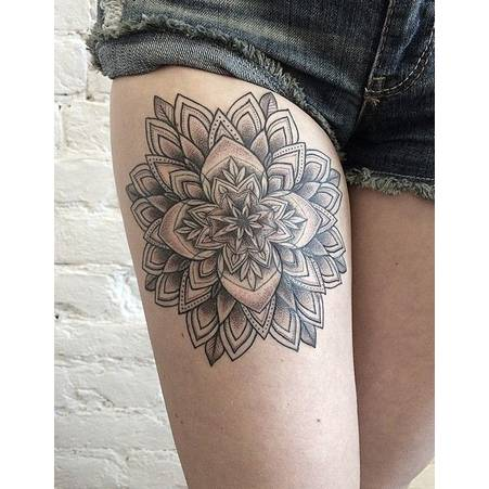 盘点pinterest上10款最佳纹身图案