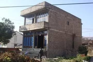 普通农村二层楼房图片-户口还在农村的日照银速看 这下要发财了