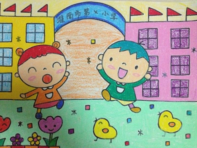 100张幼儿园儿童范画大全,老师家长收藏喽!图片