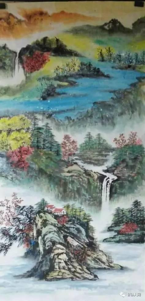 当代实力派画家李剑艺术简历图片