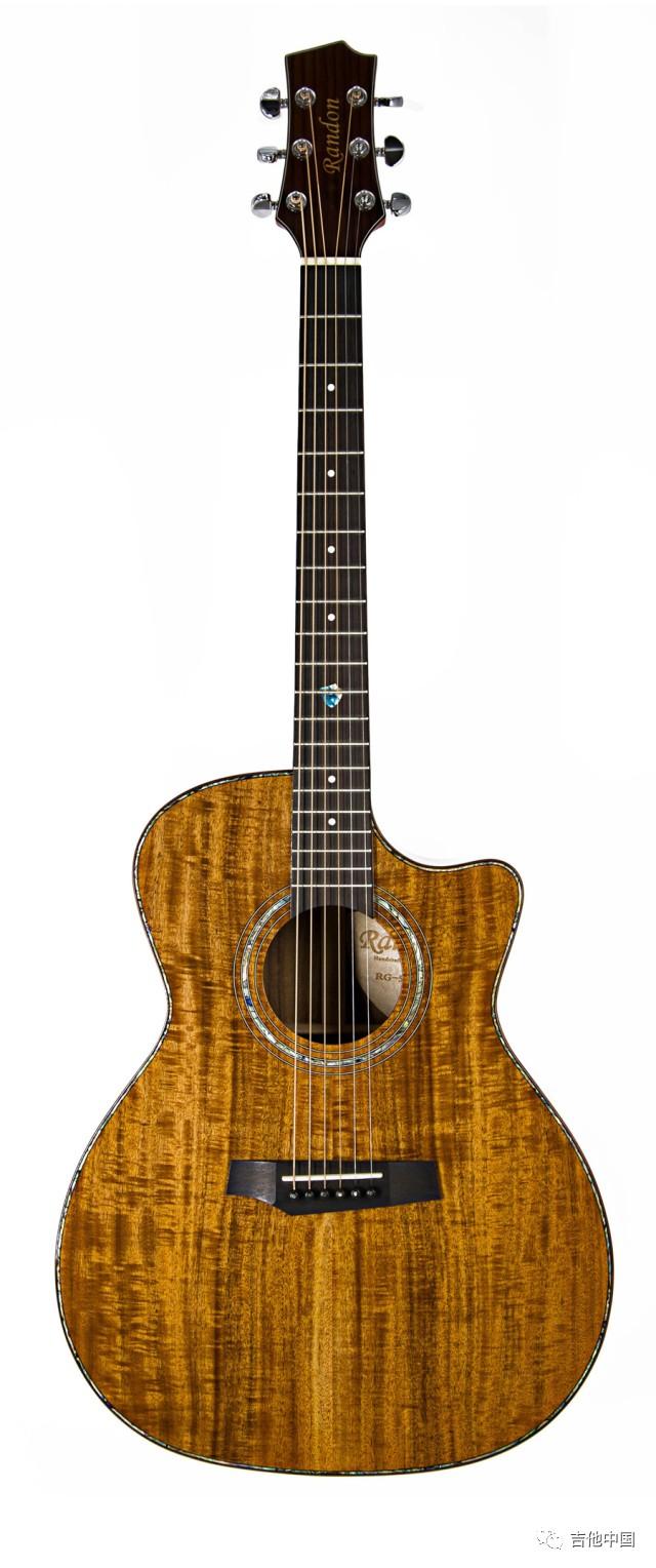 randon蓝盾吉他提供2017吉他中国木吉他大赛奖品 好琴