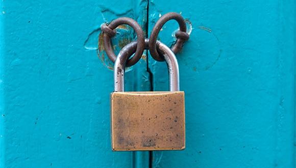 随手锁门标�_环保部督查组在济南执法受阻 被企业强行锁门扣留1小时(组图)