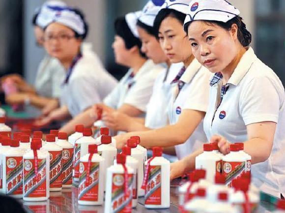 贵州茅台成为世界顶级白酒类制作人